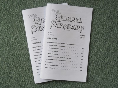 Gospel Standard Subscription 2020 (UK)